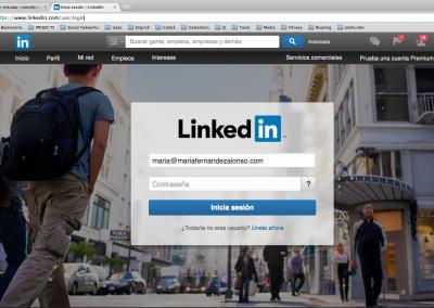 Crea un buen perfil LinkedIn