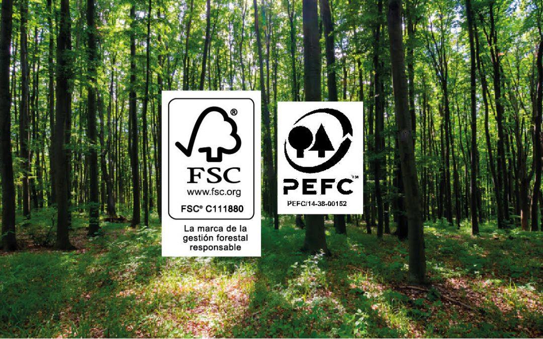 Certificación Forestal: garantía de buena práctica medioambiental
