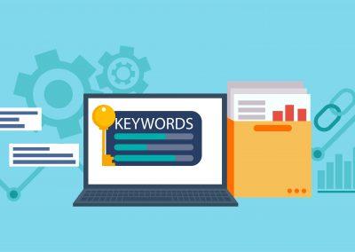 Elección de Keywords