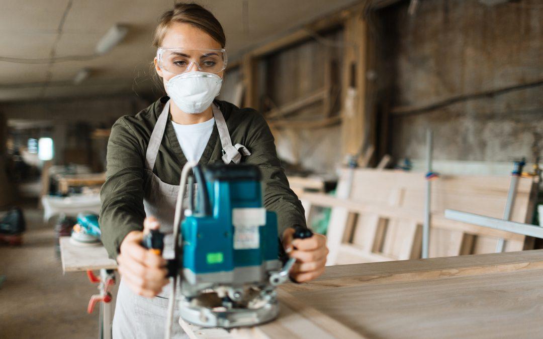 Carpintero o Carpintera, profesión sin desempleo