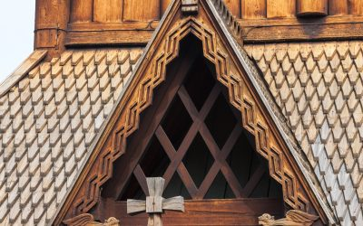 ¿Cuál es la duración de una construcción en madera?