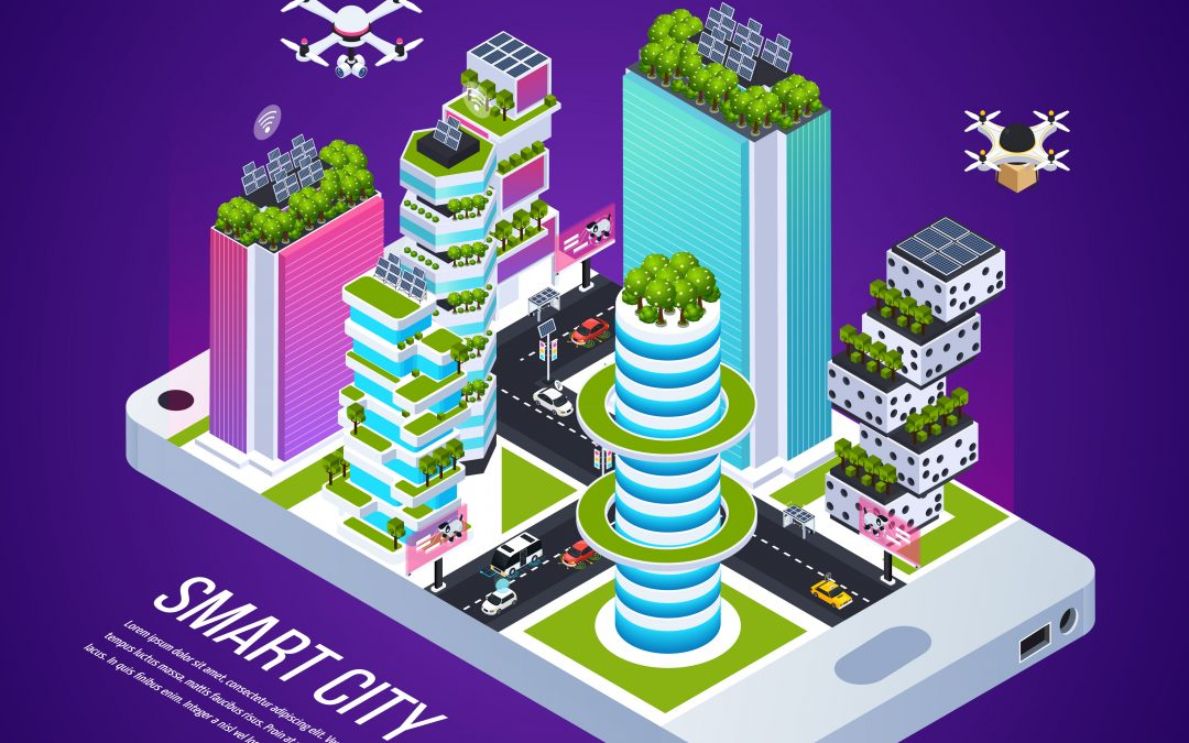 ¿Cómo te gustaría que fuera la ciudad del futuro?