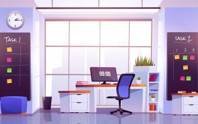 ¿Trabajas en un entorno saludable?